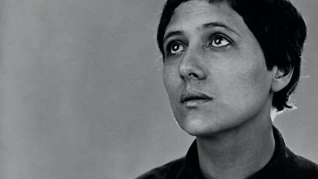 Helene Falconetti on THE PASSION OF JOAN OF ARC