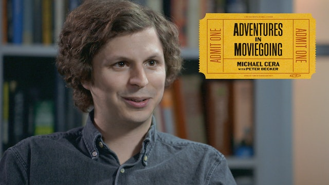 Michael Cera on THE GREEN RAY