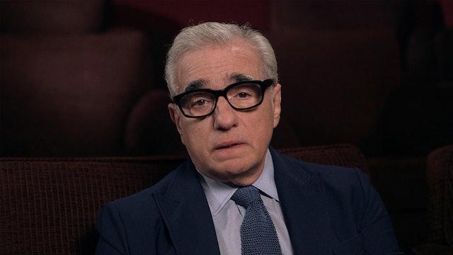 Martin Scorsese on REDES