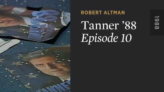 TANNER '88: Episode 10