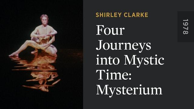 Four Journeys into Mystic Time: Mysterium