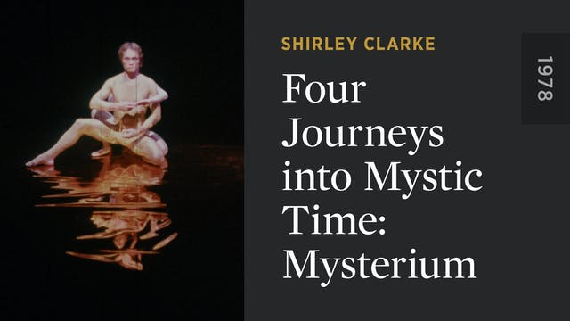 Four Journeys into Mystic Time: Myste...