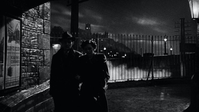 BRIEF ENCOUNTER Commentary