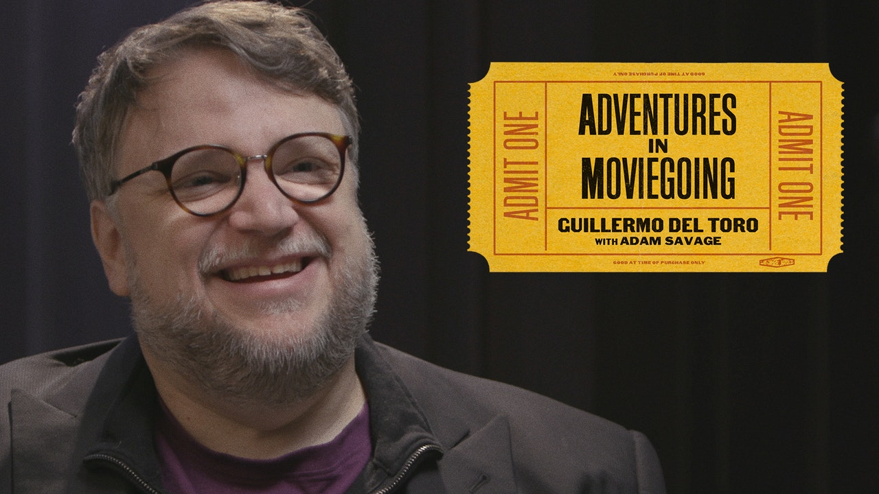 Guillermo del Toro's Adventures in Moviegoing