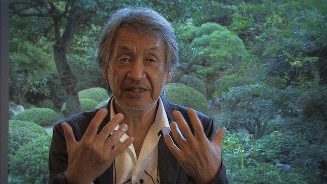 Yutaka Yamazaki on STILL WALKING