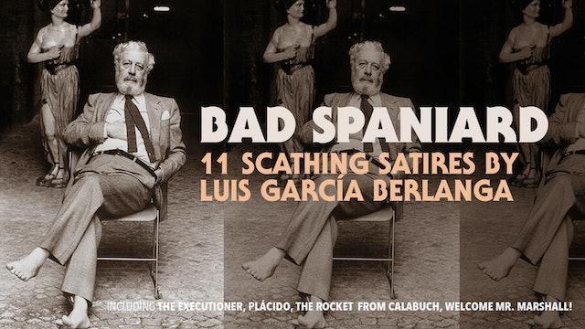 Directed by Luis García Berlanga