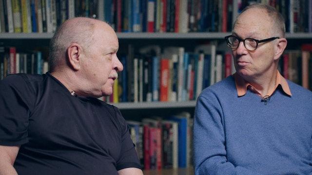 Paul Schrader and Ian Buruma