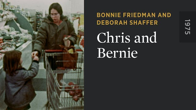 Chris and Bernie
