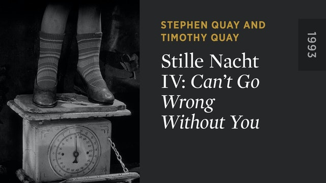Stille Nacht IV: Can't Go Wrong Without You