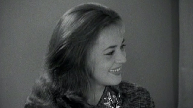 Jeanne Moreau on THE LOVERS, 1958