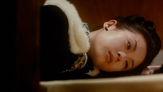 2046 Deleted Scene: Bai Ling, Christmas Eve