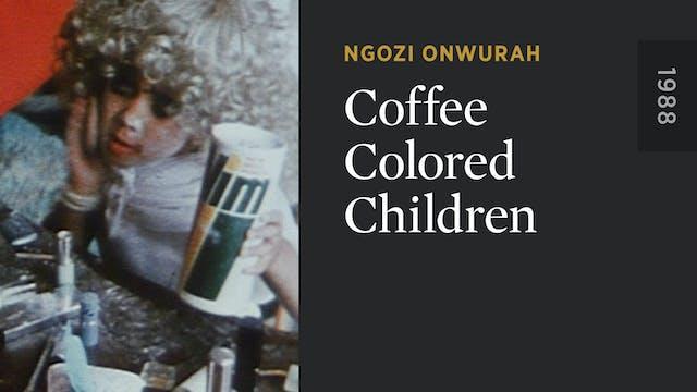 Coffee Colored Children
