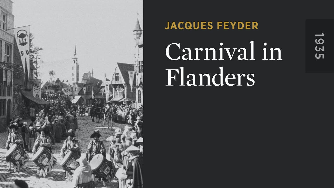 Carnival In Flanders Carnival In Flanders The Criterion Channel Carnival in Flanders