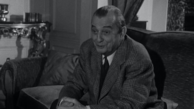 Marcel Pagnol on THE BAKER'S WIFE