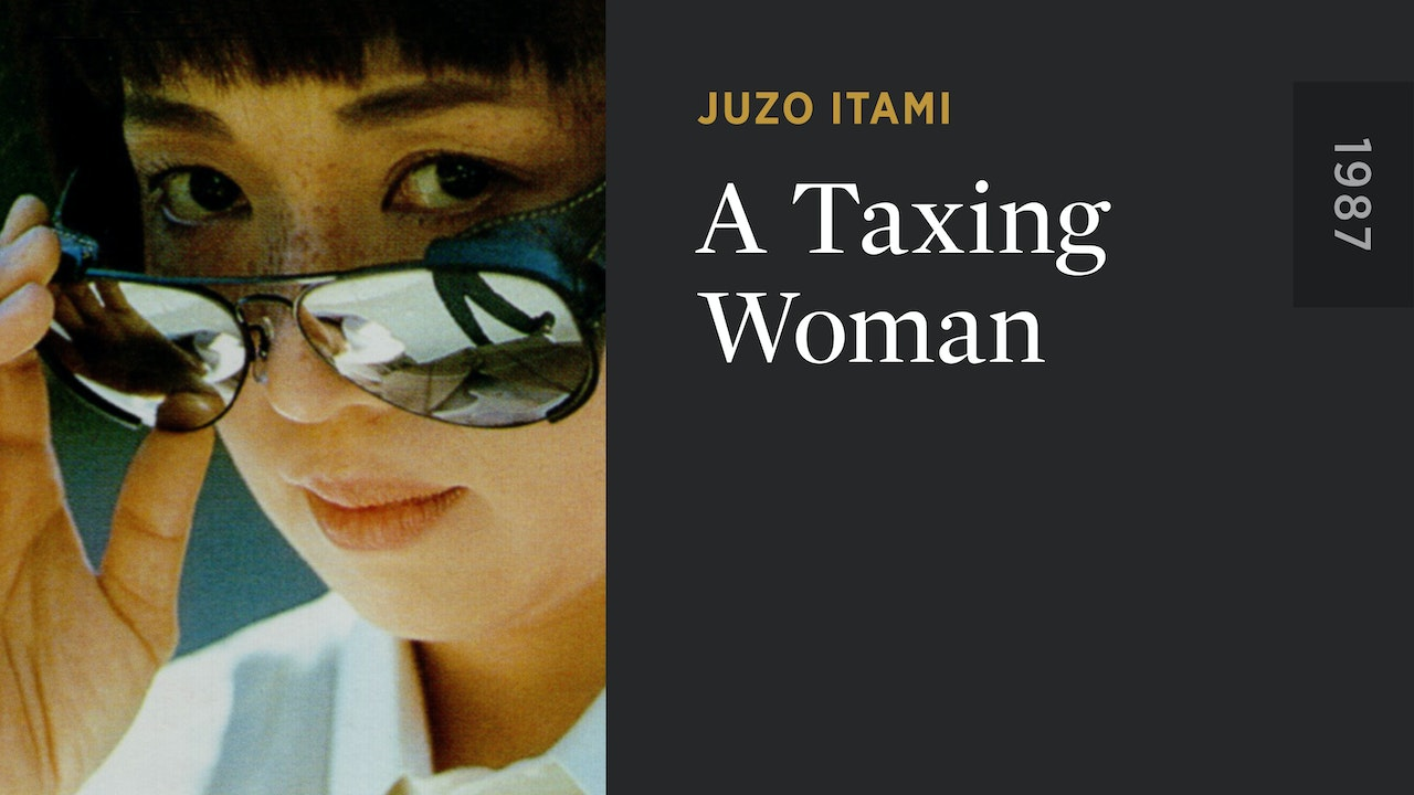 A Taxing Woman
