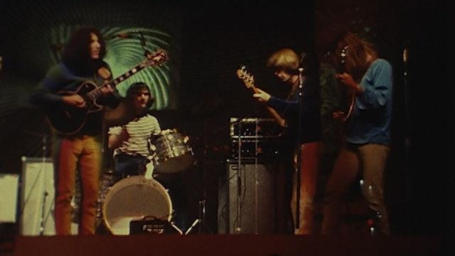 MONTEREY POP Outtakes: The Grateful Dead