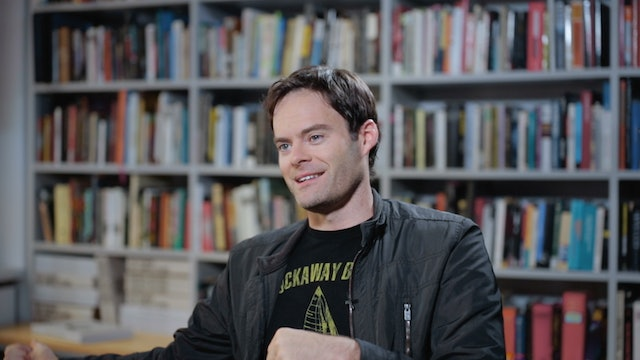 Bill Hader on PATHER PANCHALI