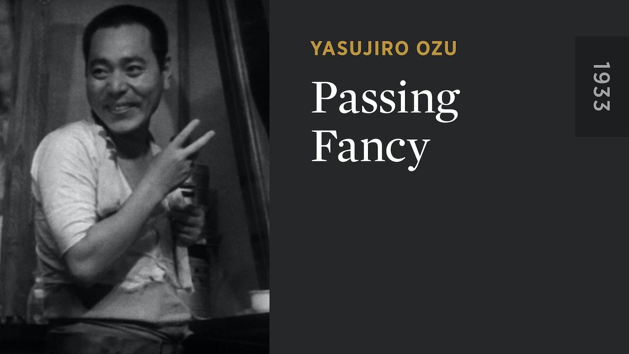 Passing Fancy