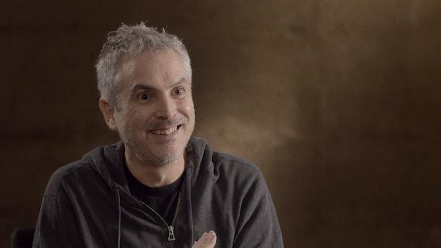 Felipe Cazals and Alfonso Cuarón on CANOA