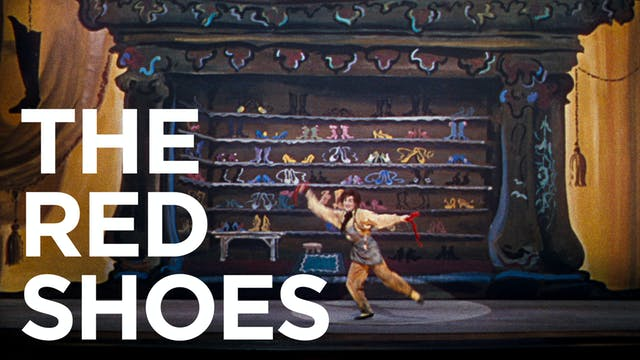 Three Reasons: THE RED SHOES