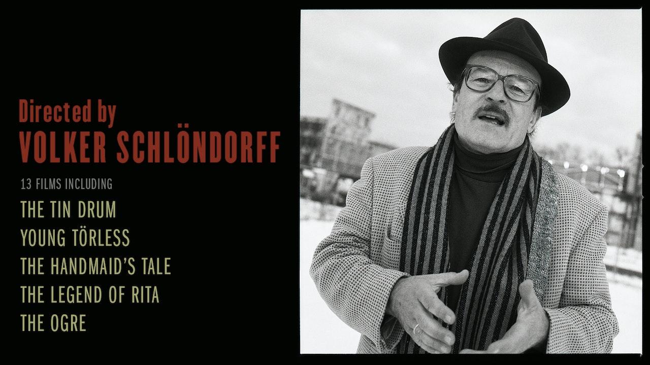 Directed by Volker Schlöndorff