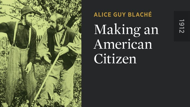Making an American Citizen
