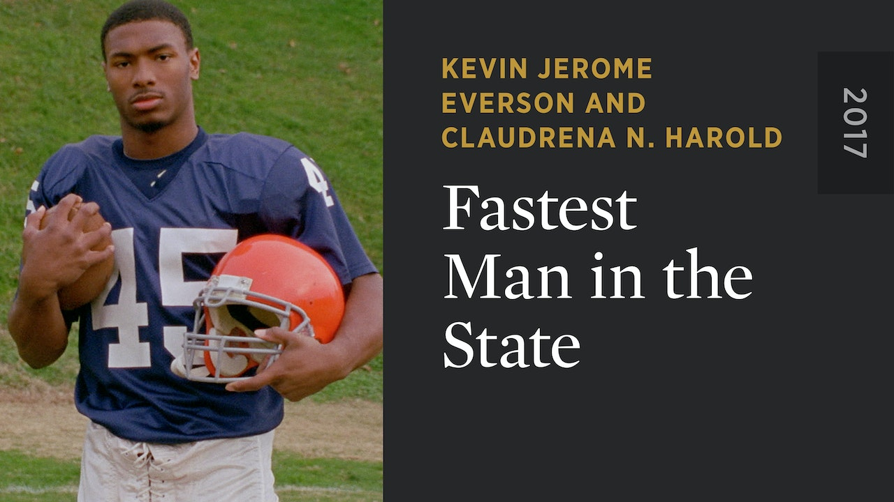 Fastest Man in the State