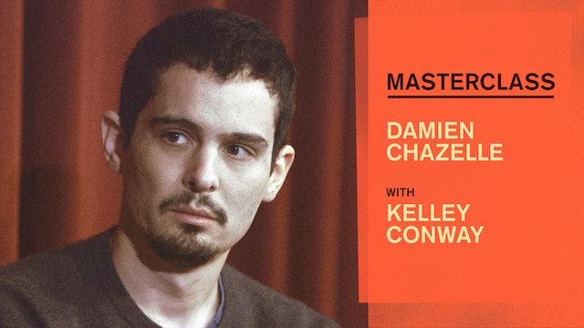 Masterclass: Damien Chazelle