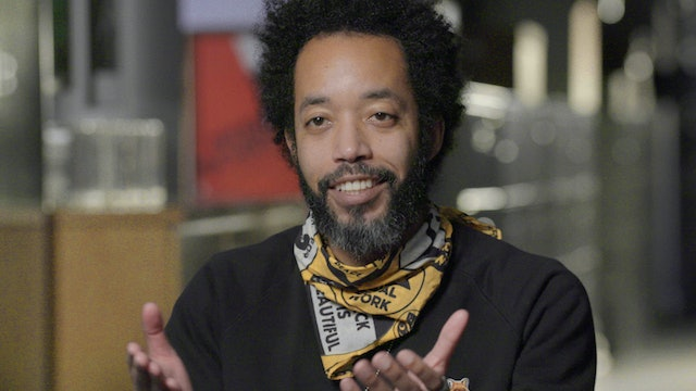 Wyatt Cenac on ALL NIGHT LONG