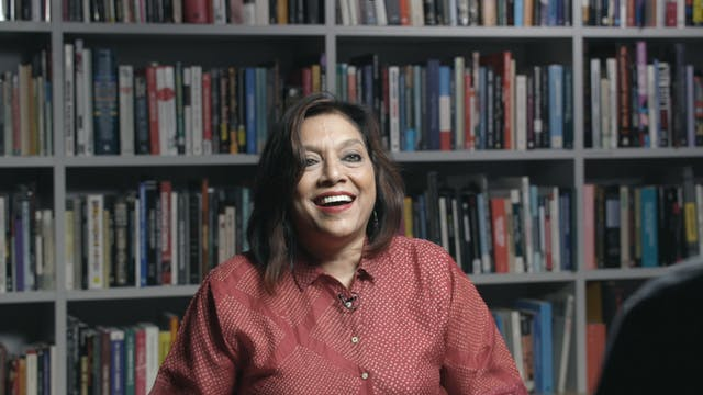 Mira Nair on BREAKING THE WAVES