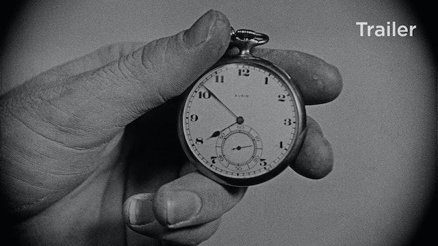 Wim Wenders Retrospective Trailer