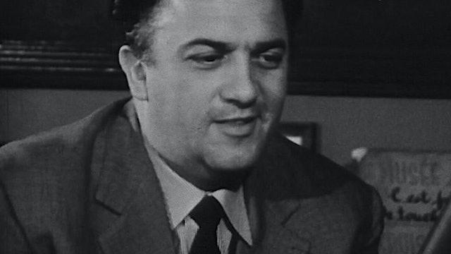 "Fellini on ""Second Look,"" Episode 1"