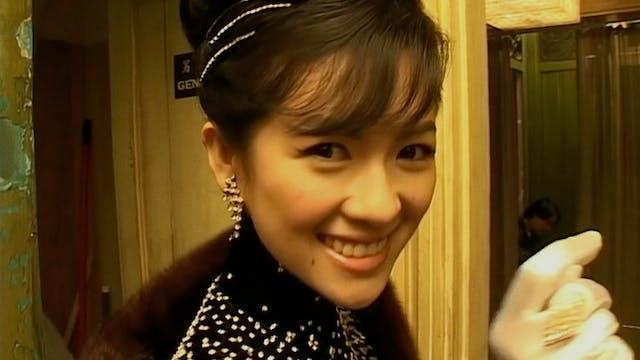2046 Behind the Scenes: Ziyi Zhang