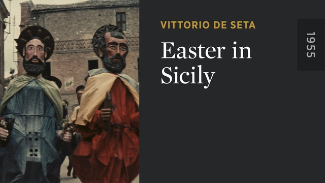Easter in Sicily