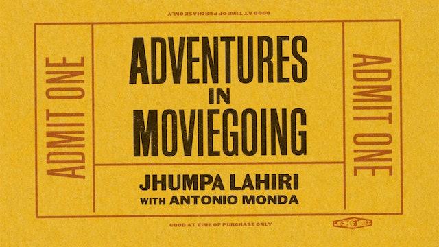 Jhumpa Lahiri in Conversation