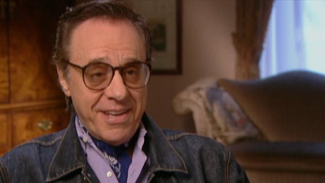 Peter Bogdanovich on FRENCH CANCAN