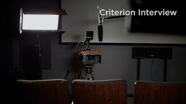 Pierce Brosnan on MISTER JOHNSON
