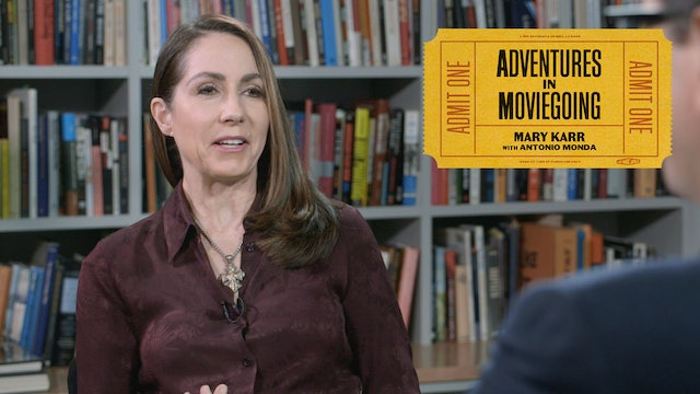Mary Karr on THE PASSION OF JOAN OF ARC