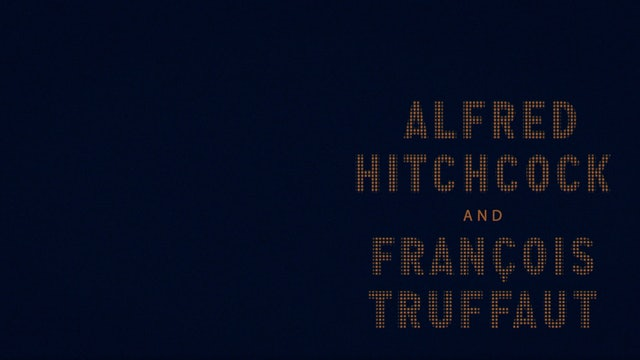 Alfred Hitchcock and François Truffaut on THE LODGER
