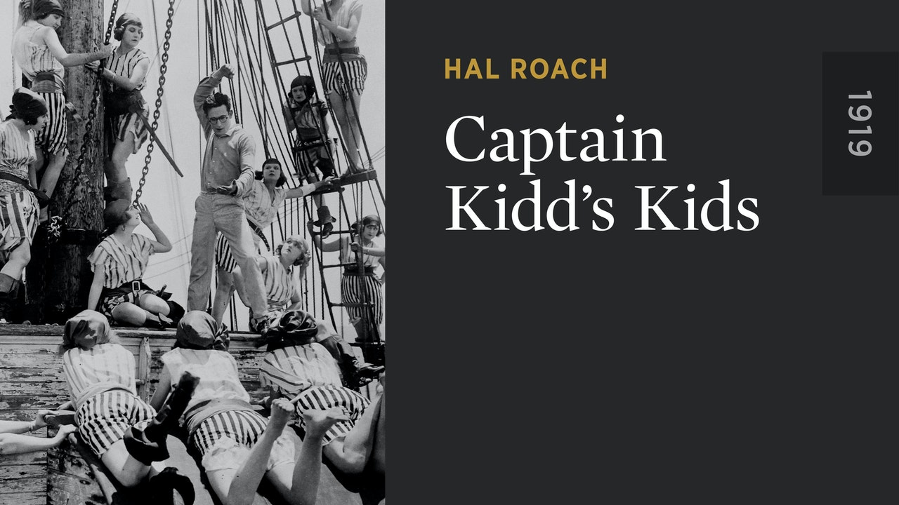 Captain Kidd's Kids