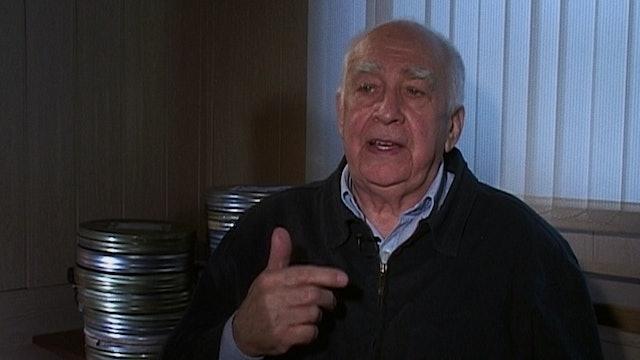Vadim Yusov on IVAN'S CHILDHOOD