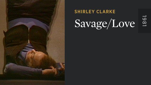 Savage/Love