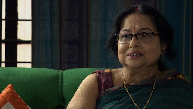 Madhabi Mukherjee on THE BIG CITY