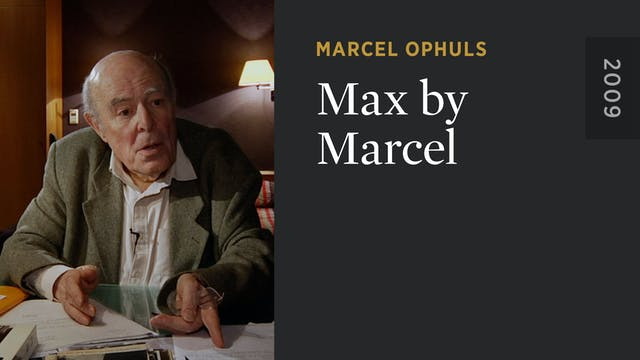 Max by Marcel