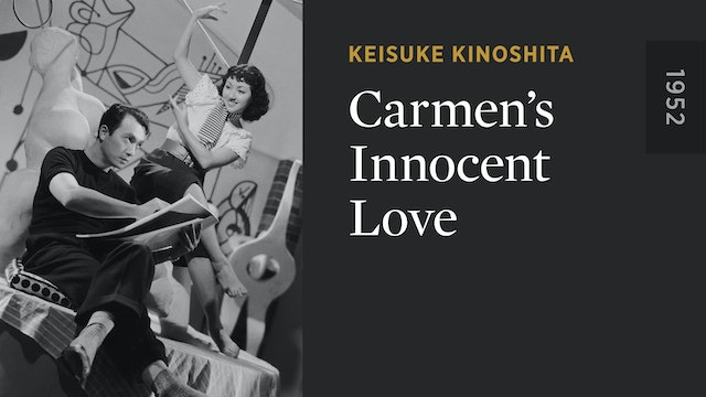 Carmen's Innocent Love