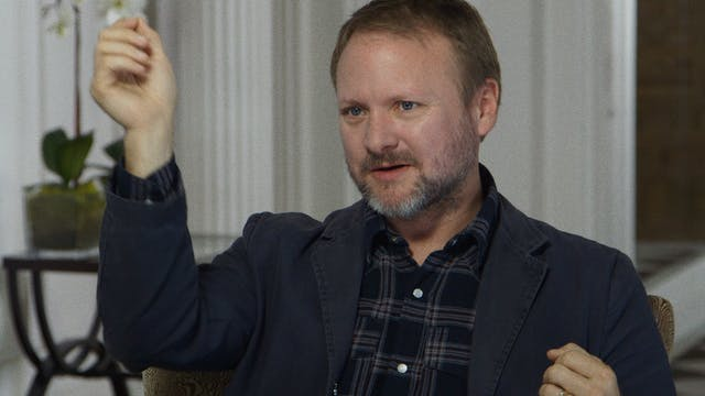 Rian Johnson on 8½