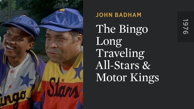 The Bingo Long Traveling All-Stars & Motor Kings
