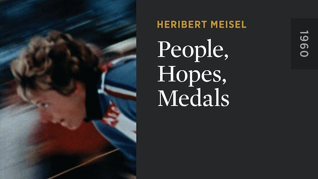 People, Hopes, Medals