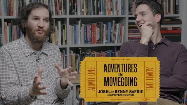 Josh and Benny Safdie on CAMERA BUFF