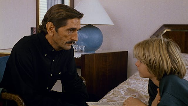 PARIS, TEXAS Deleted Scenes